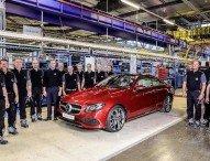Mercedes-Benz startet Produktion des neuen E-Klasse Coupés