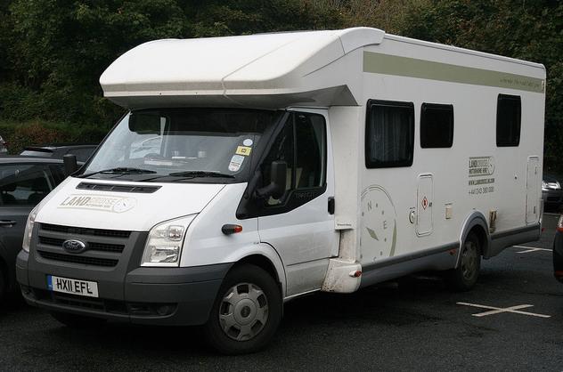 Bild von Camping: Wohnmobil-Branche zufrieden