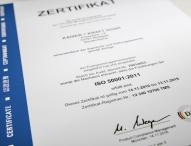 Auch in Sachen Energiemanagement auf dem aktuellen Stand: KAISER+KRAFT verdient sich ISO 50001 Zertifikat