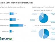 LeanIX veröffentlicht Studie über die Nutzung von Microservices