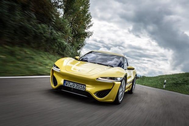 Photo of Elektroautos mit 48 Volt Flusszellenantrieb sind die Zukunft