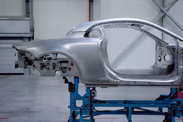 Bild von Neue Alpine kommt komplett mit Aluminium-Aufbau