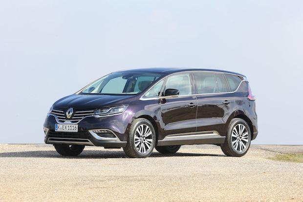 "Photo of Renault Espace ist ""Best Car 2017"""