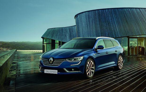"""Bild von Massgeschneiderte Ausstattung: Renault """"BUSINESS Edition"""" für gewerbliche Kunden"""