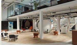 Neue Team-Welten für neues Arbeiten: conceptsued° realisiert in München die Allianz Global Digital Factory
