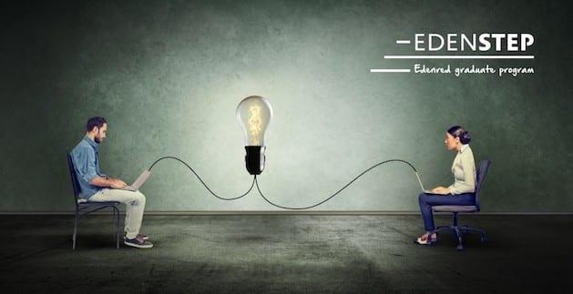 Photo of Mit EDENSTEP Schritt für Schritt zur internationalen Karriere
