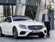 Mercedes-Benz beginnt das neue Jahr mit über 18% Wachstum und neuem Bestwert