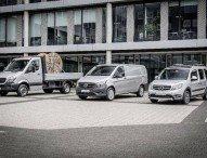 Mercedes-Benz Vans investiert über zwei Milliarden Euro in neue Produkte und Services