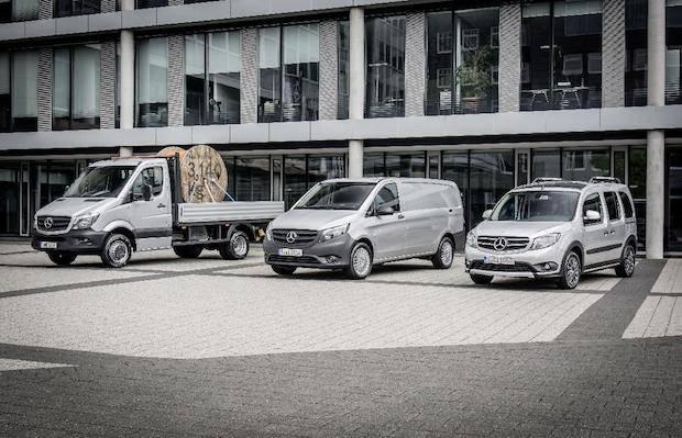 Photo of Mercedes-Benz Vans investiert über zwei Milliarden Euro in neue Produkte und Services