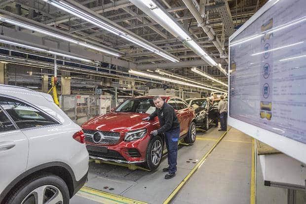 Bild von Mercedes-Benz Werk Bremen schafft 150 neue Arbeitsplätze