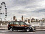 Neues Black Cab mit Stern für London