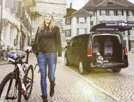 Mercedes-Benz Vans erweitert Triathlon-Engagement 2017 mit Daniela Ryf als neuer V-Klasse Markenbotschafterin