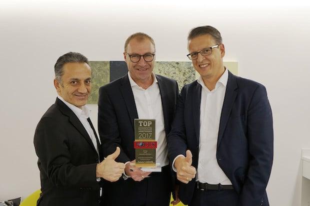 Photo of Deutschlands beste Arbeitgeber 2017: ASAP Gruppe gehört zu den ausgezeichneten Unternehmen