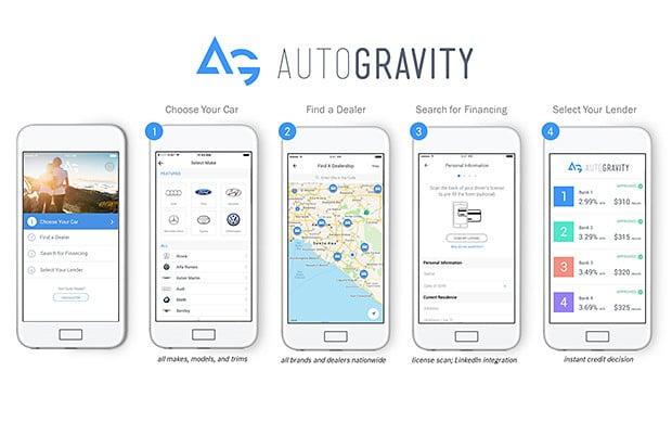 Photo of AutoGravity: Daimler Financial Services investiert in Smartphone-App für Autofinanzierung