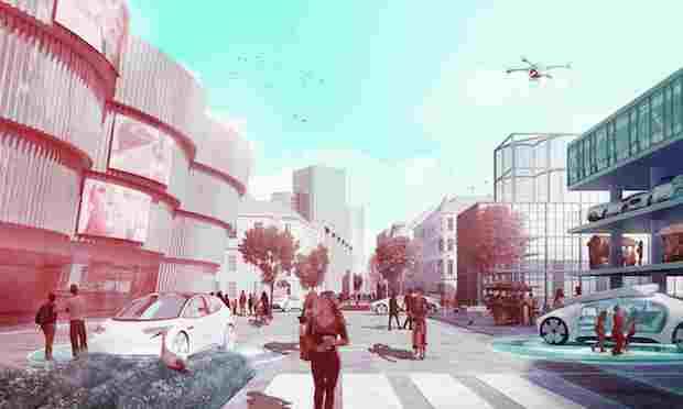Photo of Wie formen autonome Fahrzeuge die Städte der Zukunft?