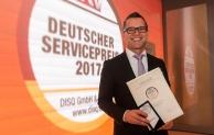 Münchener Verein erhält auch 2017 den Deutschen Servicepreis