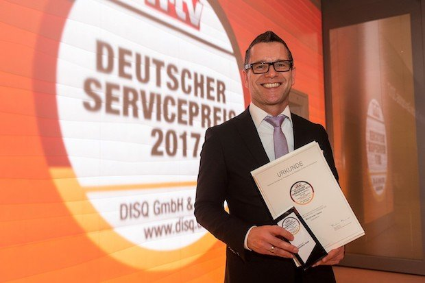Photo of Münchener Verein erhält auch 2017 den Deutschen Servicepreis