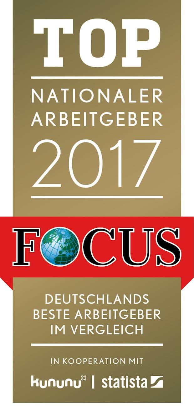 "Photo of A.T.U ist ""Top Nationaler Arbeitgeber"" 2017"