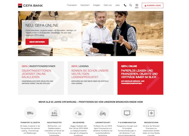 Photo of TWT digitalisiert für GEFA BANK Vertriebs- und Kundenbetreuungsprozesse