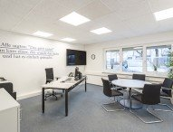 Beleuchtung im Büro – positive Effekte bei optimalem Licht