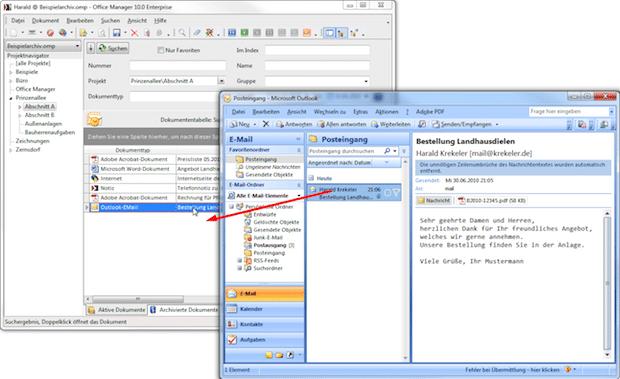 Photo of Die richtigen Daten zur richtigen Zeit beim richtigen Mitarbeiter: DMS macht Informationen für Geschäftsprozesse verfügbar