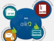 E-Mail Dienst aikQ: Solider Sicherheitsanbieter mit Nachholbedarf
