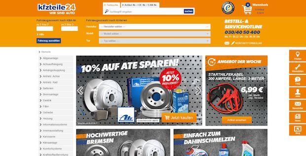 Photo of Der KFZ-Onlinehändler präsentiert sich mit überarbeiteten Corporate Design inklusive neuem Logo