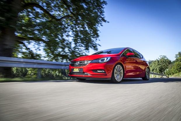 Photo of Gesteigertes Handling und mehr Fahrspaß im Opel Astra K