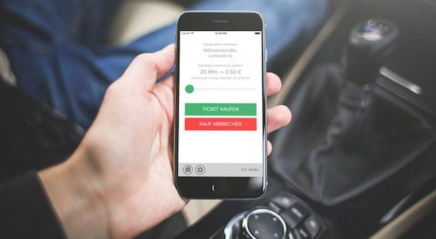 Bild von Concardis und Park&Pay ermöglichen das Bezahlen von Parkscheinen per Smartphone und App