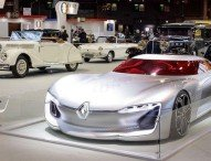 Retromobile: Renault zeigt Design-Ikonen