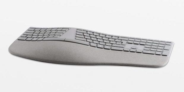 Bild von Surface Ergonomische Tastatur ab dem 10. Februar 2017 in Deutschland verfügbar