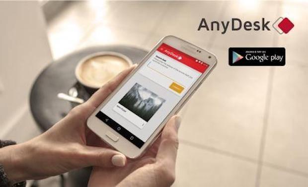 Bild von Mit AnyDesk ab sofort auch mobil auf Rechner zugreifen