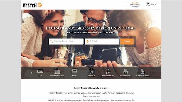 Photo of WerkenntdenBesten.de zeigt rund 25 Millionen Verbraucher-Bewertungen