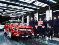 """Daimlers Produktionsstätte in China von der """"Fabrik des Jahres""""-Jury ausgezeichnet"""