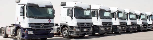 Photo of Mercedes-Benz Lkw erhält Großauftrag über rund 540 Trucks für Kunden in Saudi-Arabien