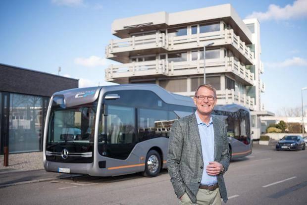 Photo of Daimler Buses Strategie greift: Bester im Wettbewerb mit Umsatzrendite von 6,2 Prozent