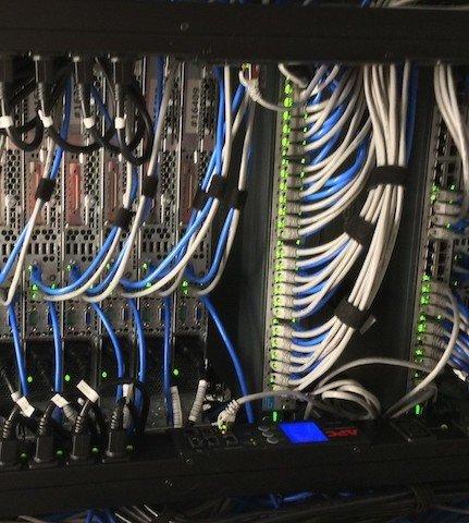 Bild von Datenschutz Unternehmen: Wie wichtig ist ein eigenes Serversystem?
