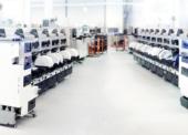 Limtronik auf der HANNOVER MESSE: Smart Electronic Factory zum Anfassen