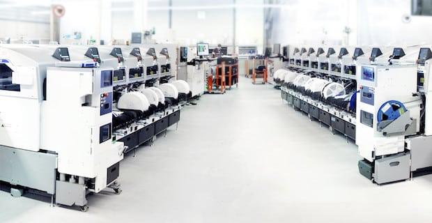 Photo of Limtronik auf der HANNOVER MESSE: Smart Electronic Factory zum Anfassen