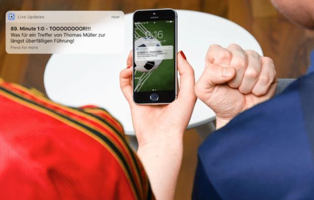 Bild von Für den nötigen Push: Lagardère Sports vertraut auf die Schnelligkeit von Tickaroo