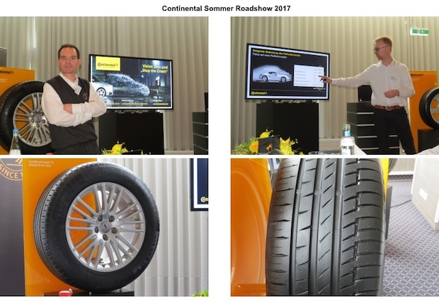 Photo of Continental Sommer Roadshow 2017