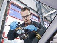 DEVK und Carglass reparieren Frontscheiben klimafreundlich