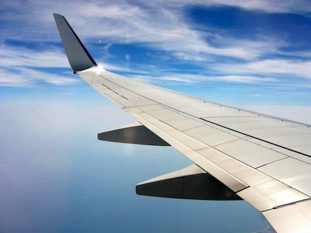 Photo of Rechte bei einem Flug