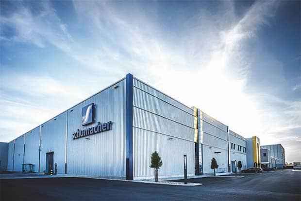 Photo of Schumacher Packaging erstmals mit mehr als 500 Mio. Euro Jahresumsatz