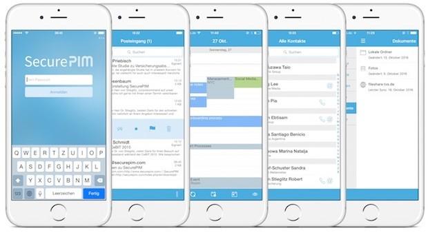 Photo of SecurePIM verschlüsselt den E-Mail-Verkehr auf mobilen Geräten