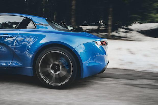 Photo of Neue Alpine A110 feiert Weltpremiere