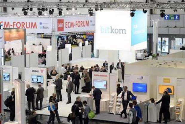 Photo of Digital Office Area in Halle 3: Die heißesten ECM-Trends auf der CeBIT