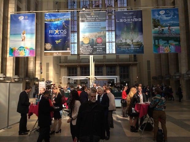 Bild von ITB Berlin: Mehr als 10.000 Aussteller aus aller Welt vertreten