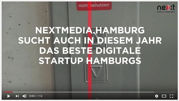 Photo of Startups auf dem Weg nach oben: nextMedia.Hamburg läutet die Bewerbungsphase für den nextMedia.Elevator ein