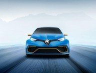 Renault Studie ZOE e-Sport Concept: Elektromobilität im Race-Look
